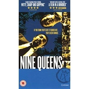 Nine Queens DVD