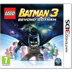 Lego Batman 3 Beyond Gotham 3DS Game