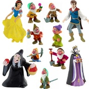 Disney Snow White and The Seven Dwarfs Figures