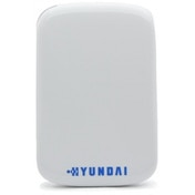Hyundai HS2 USB 3.0 750GB External Solid State Drive White Tiger