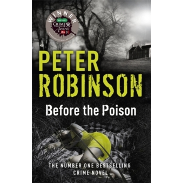Before the Poison by Peter Robinson (Paperback, 2012)