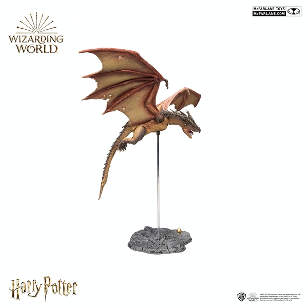 """Harry Potter 9"""" Hungarian Horn Tail Action Figure"""