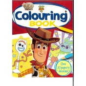Disney Pixar Toy Story 4: Colouring Book (Simply Colouring Disney)
