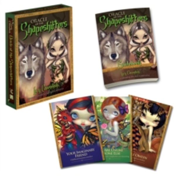 Oracle of the Shapeshifters: Mystic Familiars for Times of Transformation and Change by Lucy Cavendish (Paperback, 2013)