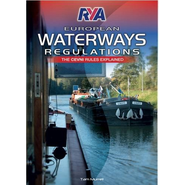 RYA European Waterways Regulations by Tam Murrell (Paperback, 2013)