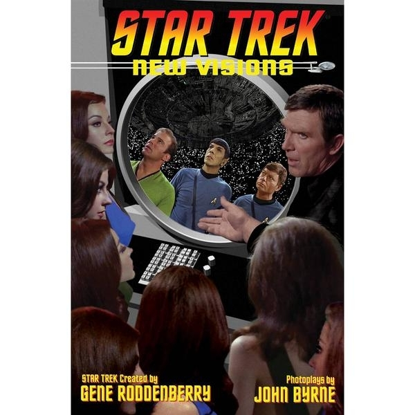 Star Trek New Visions: Volume 3