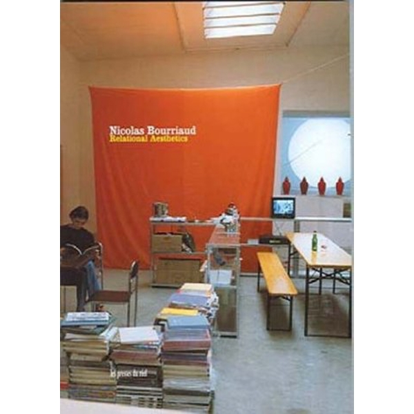 Relational Aesthetics by Nicolas Bourriaud (Paperback, 1998)
