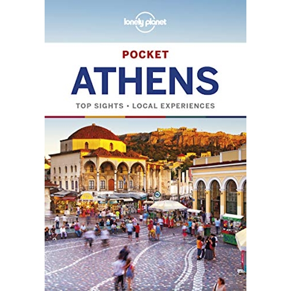 Lonely Planet Pocket Athens  Paperback / softback 2019