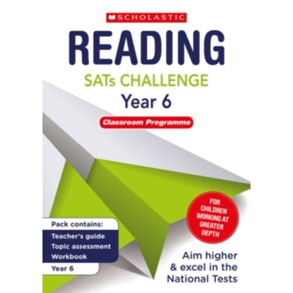 Reading Challenge Classroom Programme Pack (Year 6)