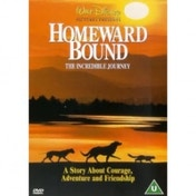 Homeward Bound The Incredible Journey DVD