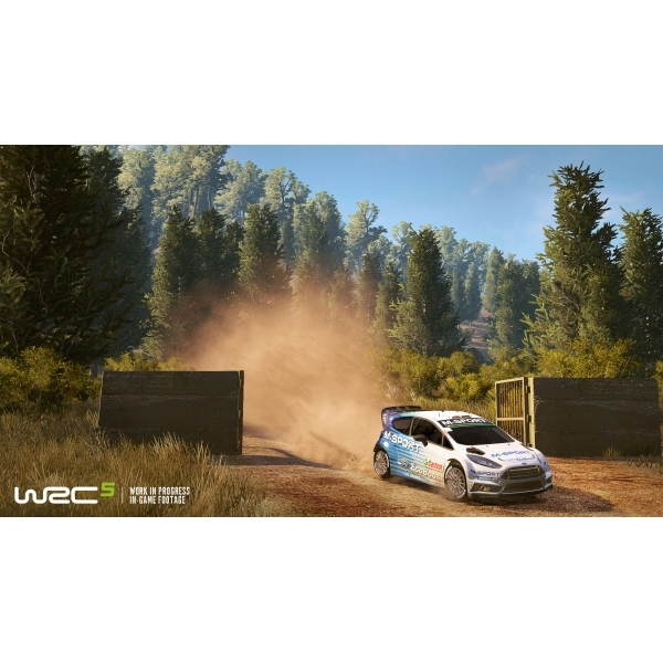 wrc 5 world rally championship xbox 360 game. Black Bedroom Furniture Sets. Home Design Ideas