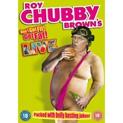 Roy Chubby Brown Live Dont Get Fit, Get Fat! DVD