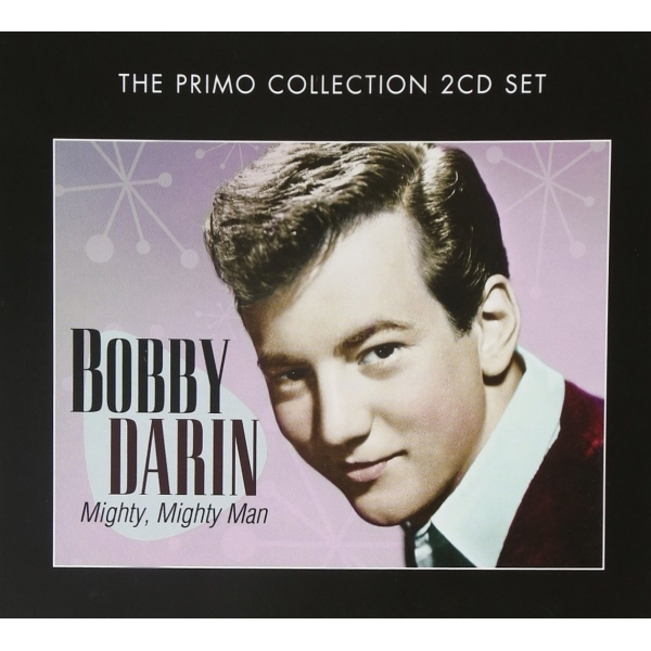 Bobby Darin - Mighty, Mighty Man CD