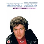 Knight Rider: Seasons 1-4 DVD