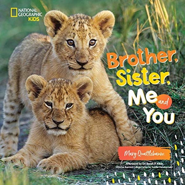 Brother, Sister, Me, and You  Hardback 2019