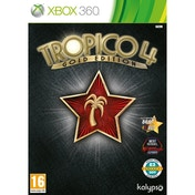 Tropico 4 Gold Edition Game Xbox 360