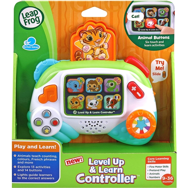 LeapFrog Level Up & Learn Controller - Image 1
