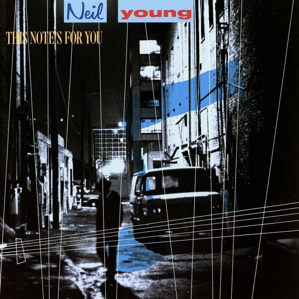 Neil Young - This Note's For You Vinyl