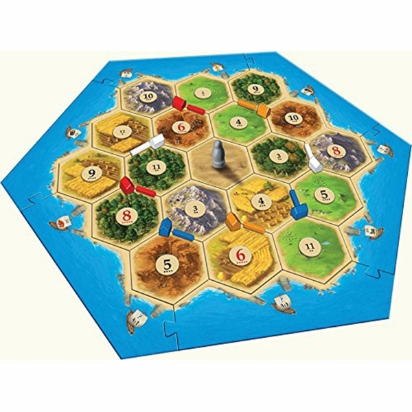 Catan (Settlers of Catan) 2015 Refresh - Image 7