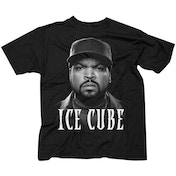 Ice Cube - Good Day Face Men's Medium T-Shirt - Black