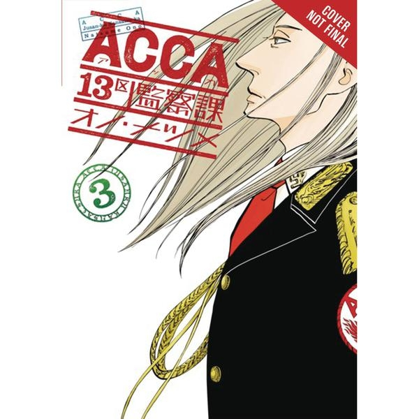 ACCA 13: Territory Inspection Department: Volume 3
