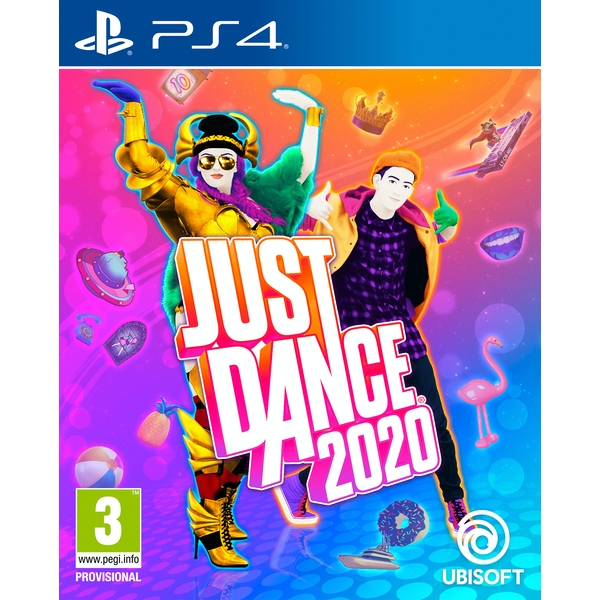 Just Dance 2020 PS4 Game