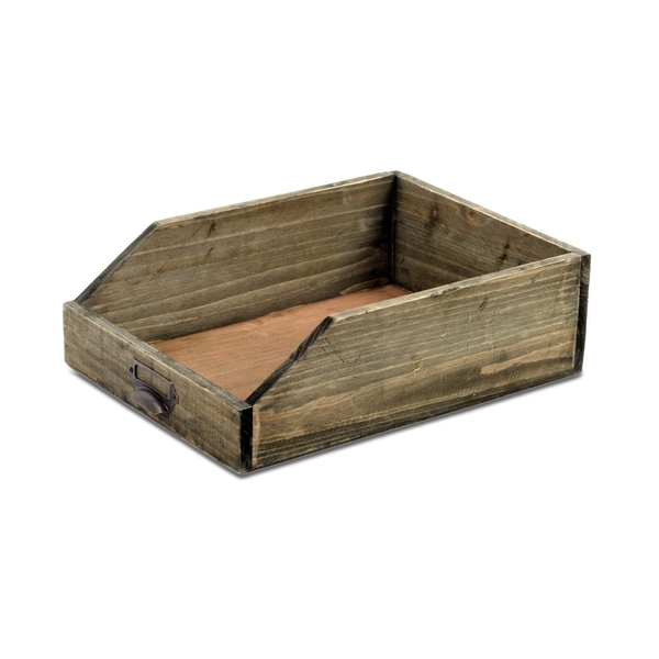 Wooden Paper Tray