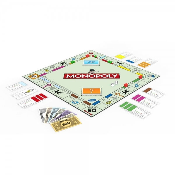 Monopoly Board Game - Image 2