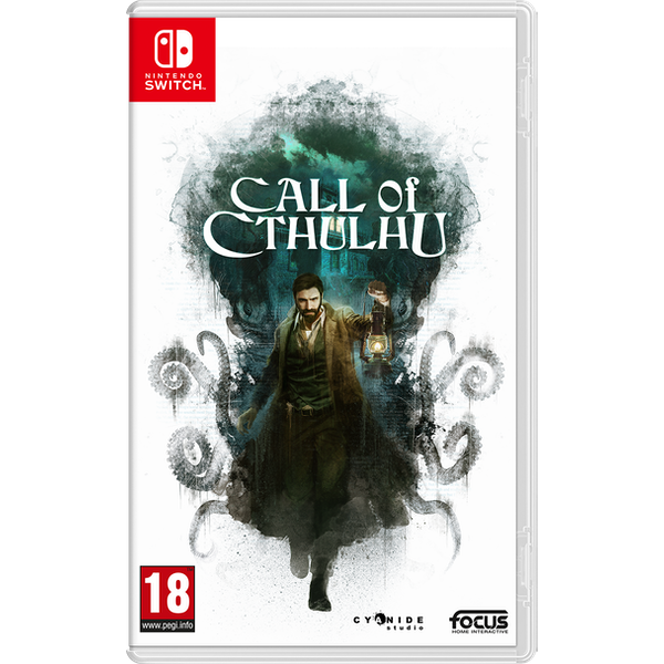 Call Of Cthulhu Nintendo Switch Game