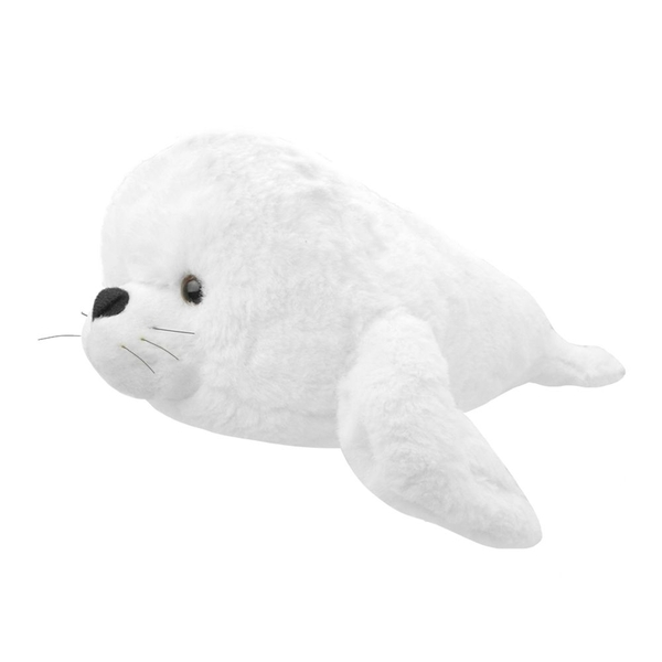 All About Nature Arctic Seal 30cm Plush