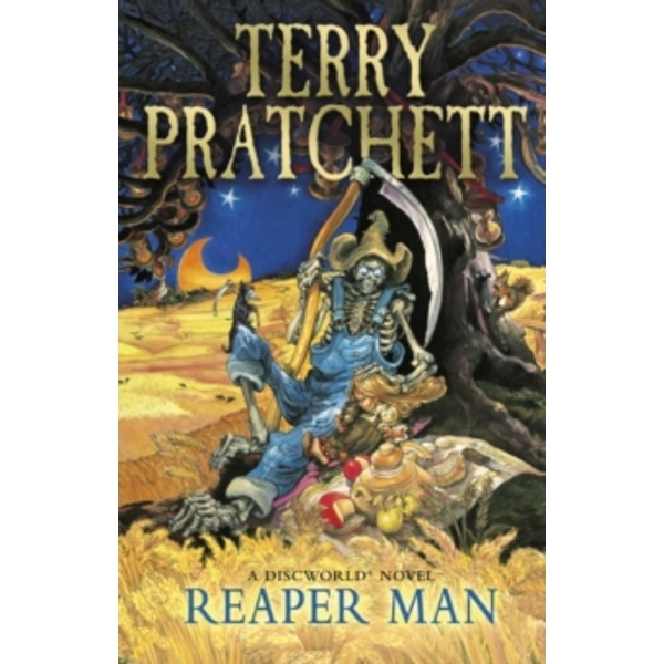 Reaper Man: (Discworld Novel 11) by Terry Pratchett (Paperback, 2012)