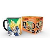 Dragon Ball Z Saiyans Mug