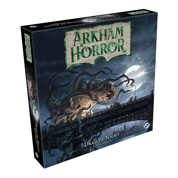 Arkham Horror Third Edition: The Dead of Night Expansion