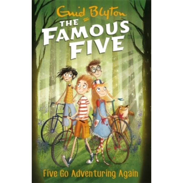 Famous Five: Five Go Adventuring Again : Book 2 Paperback / Softback