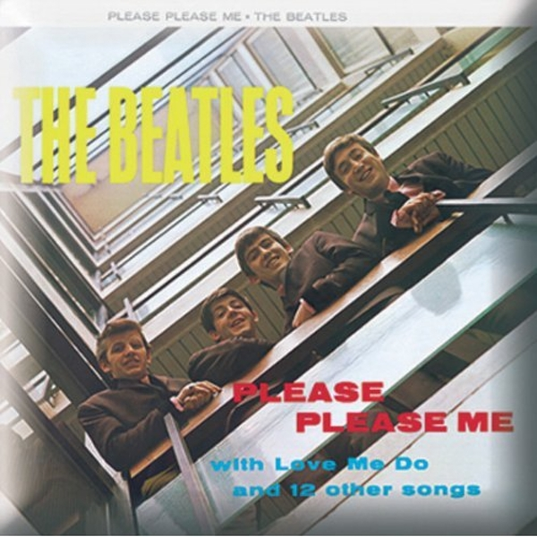 The Beatles - Please, Please Me Pin Badge