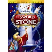 Disney Sword In The Stone DVD
