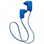 JVC Gumy Sports Bluetooth In Ear Headphones Blue