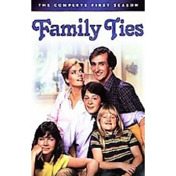 Family Ties Series 1 DVD