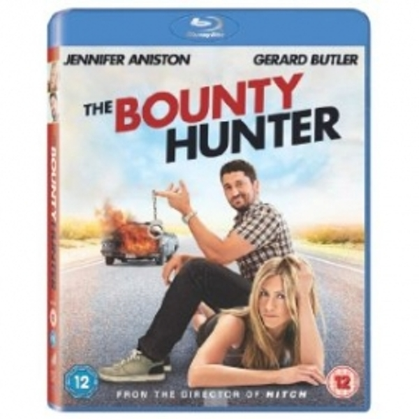 The Bounty Hunter Blu-Ray