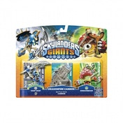 Chop Chop, Dragon Fire Cannon, and Shroomboom (Skylanders Giants) Dragonfire Batte Pack