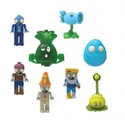 K'Nex Plants vs Zombies Mystery Blind Bags Series 2 One Supplied