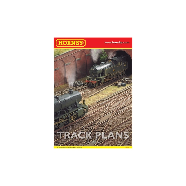 Hornby Track Plans Book