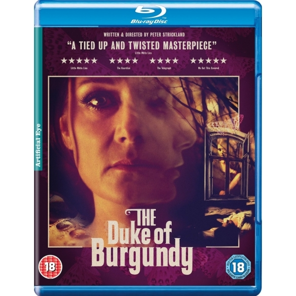 Duke Of Burgundy Blu-ray