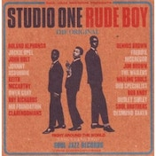Soul Jazz Records Presents - Studio One Rude Boy Vinyl