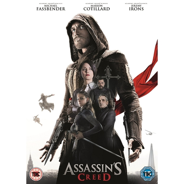 Assassin's Creed DVD
