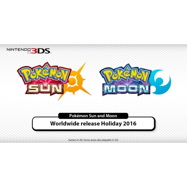 Pokemon Moon 3DS Game + Wrist Band - Image 8