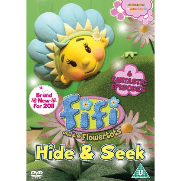 Fifi and the Flowertots: Hide and Seek DVD