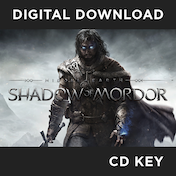 Middle-Earth Shadow of Mordor Game PC CD Key Download for Steam