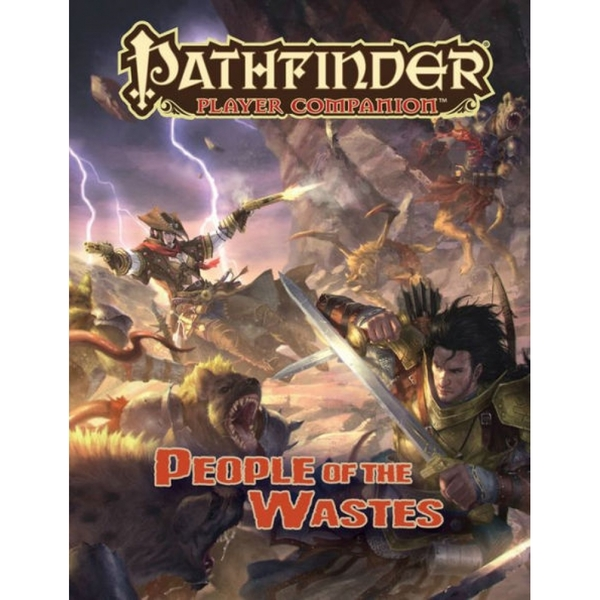 Pathfinder Player Companion: People of the Wastes