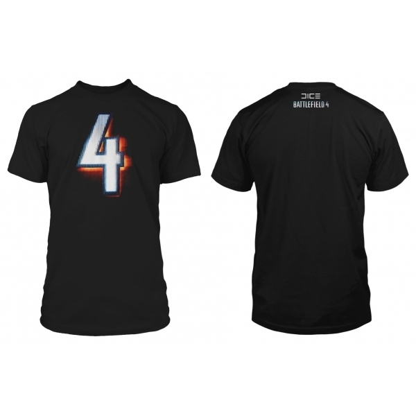 Battlefield 4 Game (Includes China Rising DLC) + BF4 Black T-Shirt in Large PC - Image 3